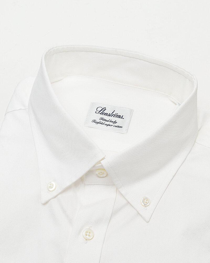 Koszula Stenstroms 602441_1650_000 biały - fot:3