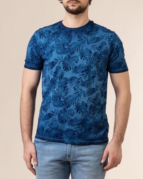 T-Shirt Pioneer Authentic Jeans 07372_04572_559 niebieski