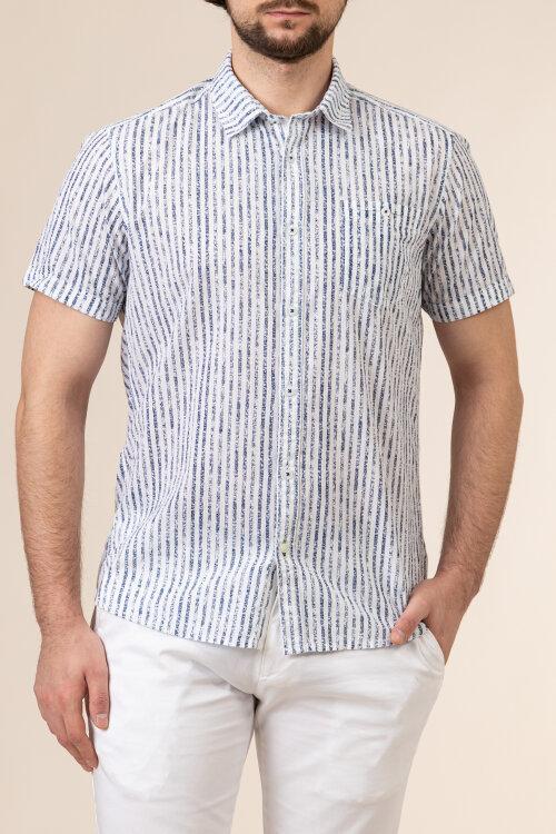 Koszula Pioneer Authentic Jeans 04291_07316_559 biały