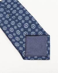 Krawat Eton A000_32903_29 niebieski- fot-2