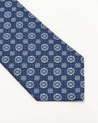 Krawat Eton A000_32903_29 niebieski- fot-1