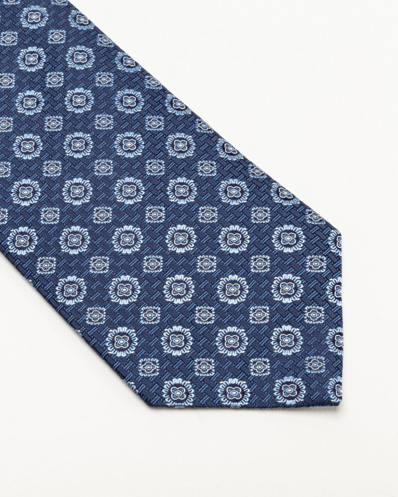 Krawat Eton A000_32903_29 Niebieski Eton A000_32903_29 niebieski - fot:2