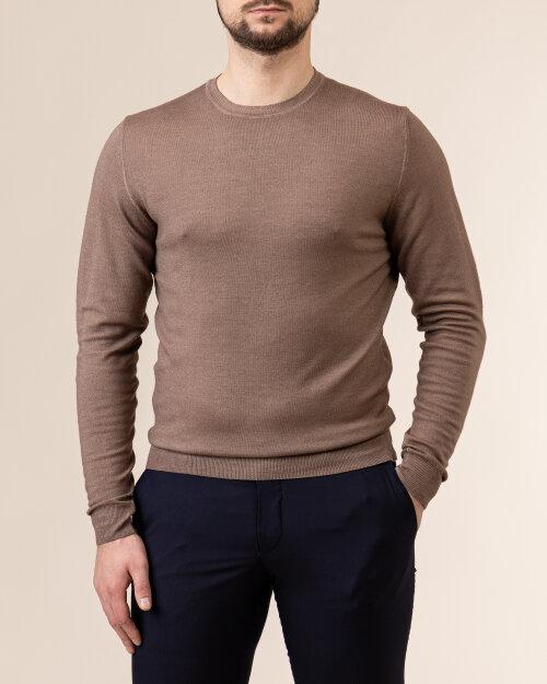 Sweter Stenstroms 420059_1387_250 brązowy