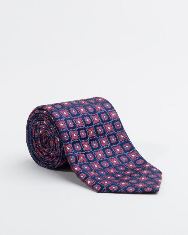 Krawat Stenströms 913136_003 granatowy