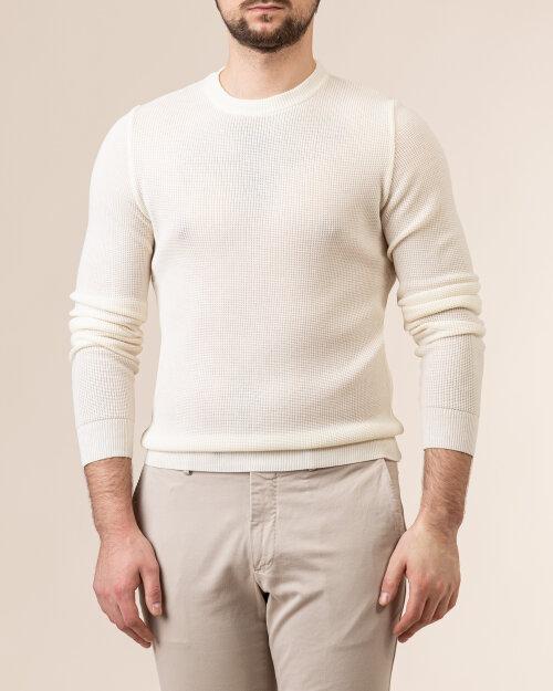 Sweter Stenstroms 420097_1350_050 biały