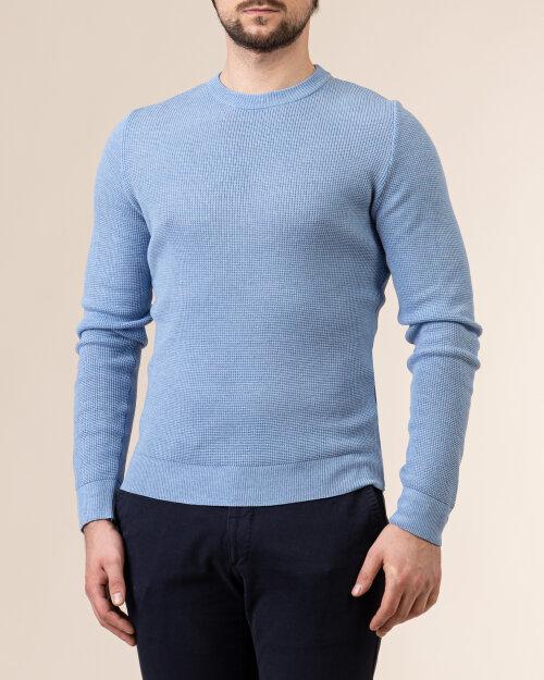 Sweter Stenstroms 420097_1350_105 niebieski