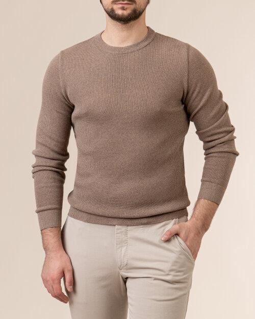 Sweter Stenstroms 420097_1350_224 brązowy