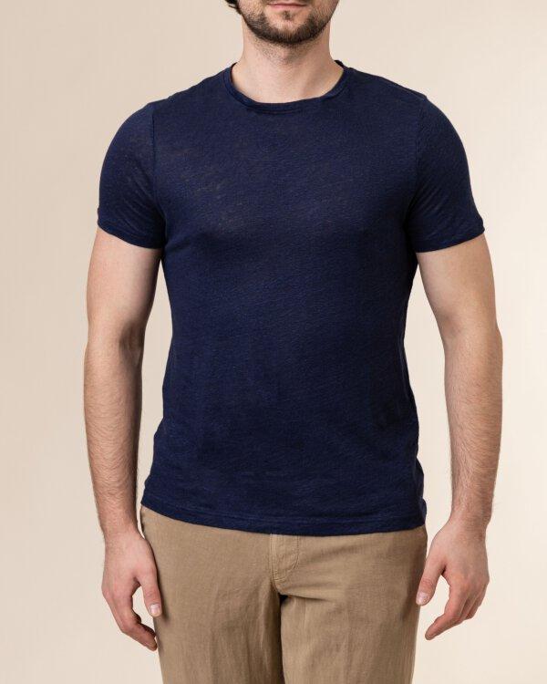 T-Shirt Stenstroms 440038_2462_190 granatowy