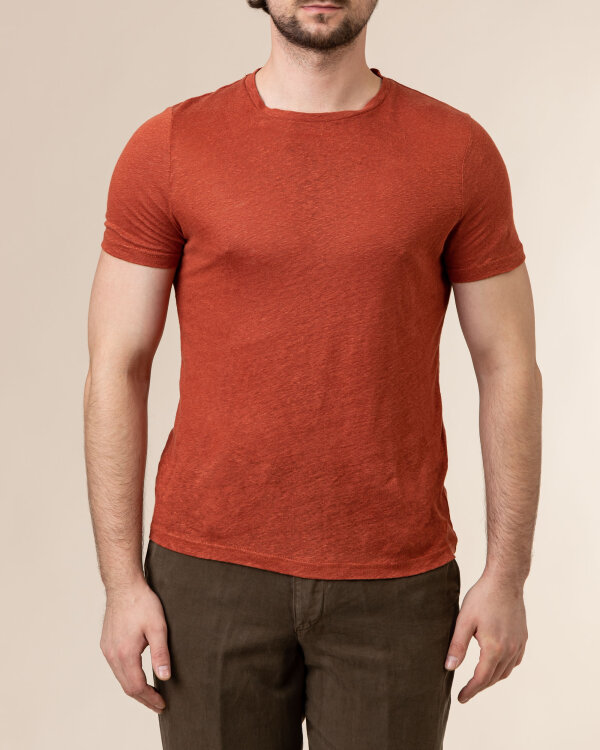 T-Shirt Stenstroms 440038_2462_790 pomarańczowy