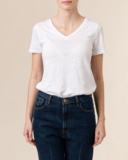 T-Shirt Stenstroms SANDRA 471117_6370_000 biały