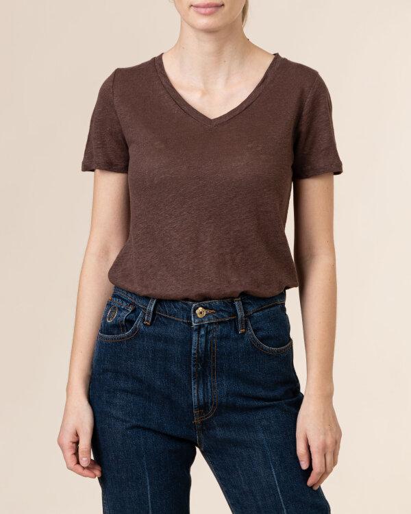 T-Shirt Stenstroms SANDRA 471117_6370_280 brązowy