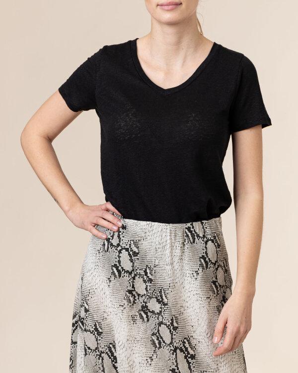 T-Shirt Stenstroms SANDRA 471117_6370_600 czarny
