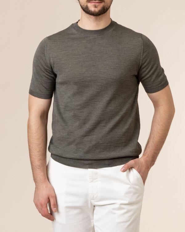T-Shirt Stenstroms 420078_1350_438 khaki