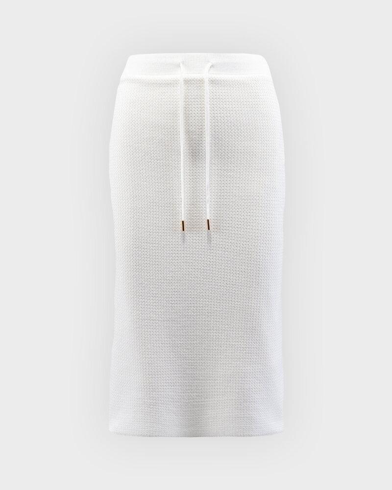 Spódnica Patrizia Aryton 05816-22_11 biały - fot:1