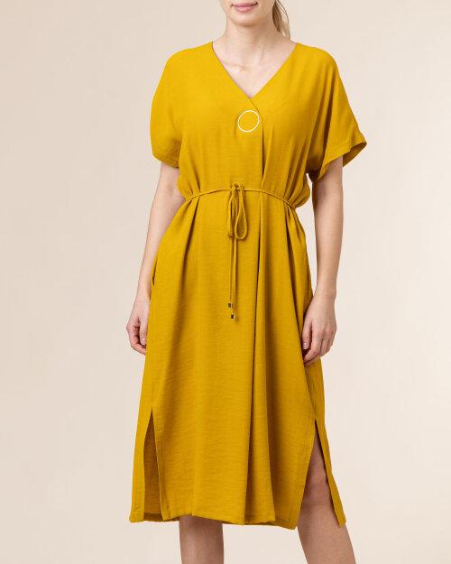 Sukienka Patrizia Aryton 05336-40_53 żółty