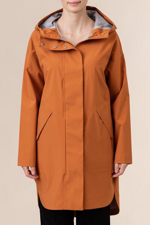 Płaszcz Save The Duck D40108W_70004 pomarańczowy