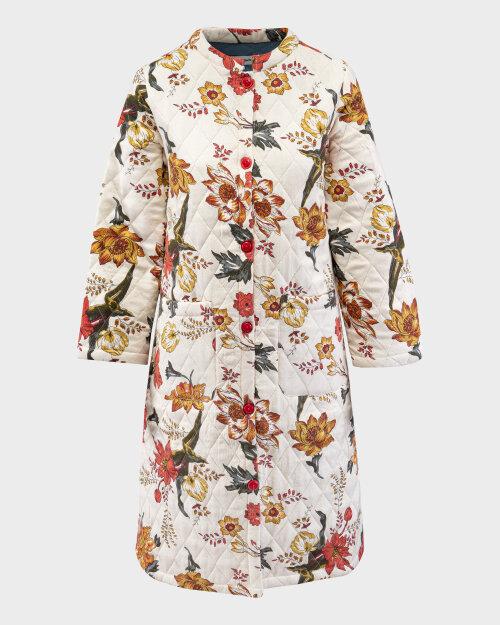 Płaszcz Lollys Laundry 21138_7002_FLOWER PRINT wielobarwny