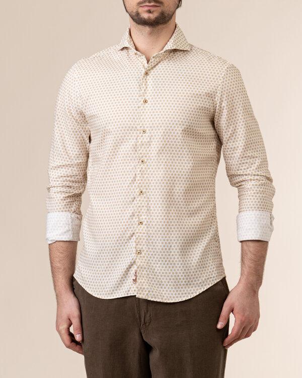 Koszula Stenstroms 775221_8176_711 beżowy