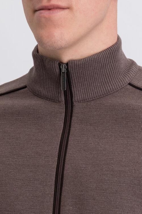 Sweter Bugatti 45050_0 8700_060 brązowy