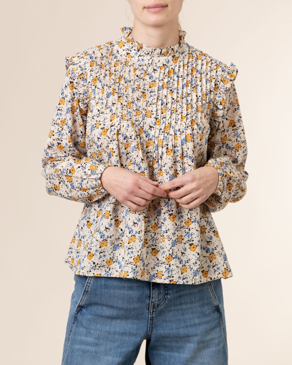 Koszula Lollys Laundry 21140_2026_CREME kremowy