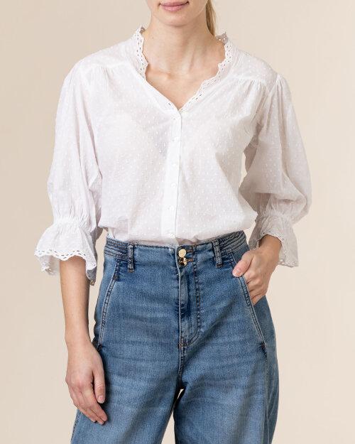 Bluzka Lollys Laundry 21147_1020_WHITE biały