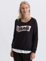 Bluza Gas 98452_SOILE_0200 czarny