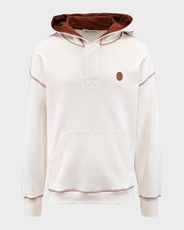 Bluza Trussardi  52F00157_1T005056_W004 kremowy