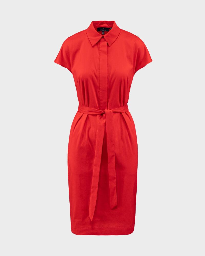 Sukienka Daniel Hechter 14470-711004_325 czerwony - fot:1
