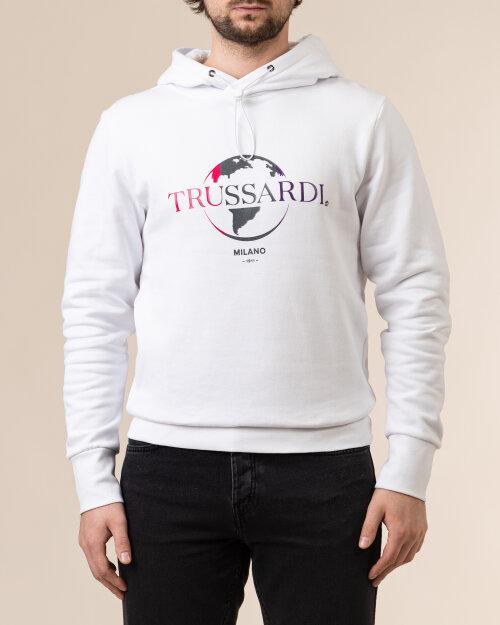 Bluza Trussardi  52F00165_1T005222_W001 biały