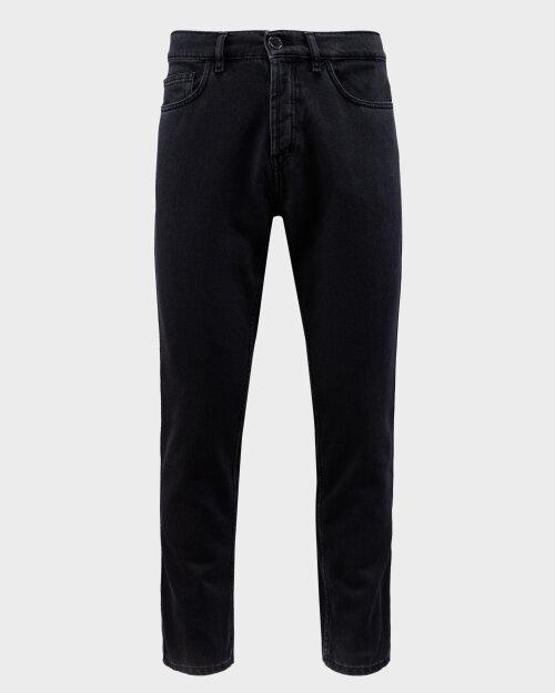 Spodnie Trussardi  52J00033_1T005081_K299 czarny