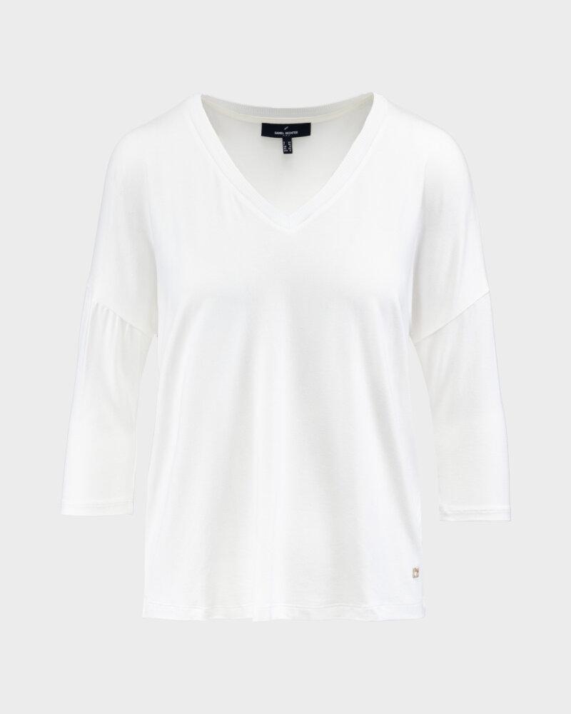 T-Shirt Daniel Hechter 71310-711600_060 biały - fot:1