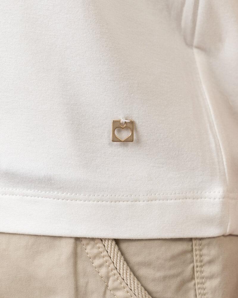 T-Shirt Daniel Hechter 71310-711600_060 biały - fot:3