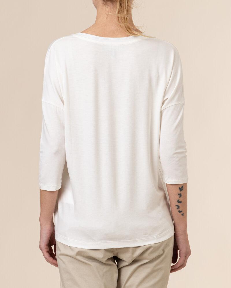 T-Shirt Daniel Hechter 71310-711600_060 biały - fot:4