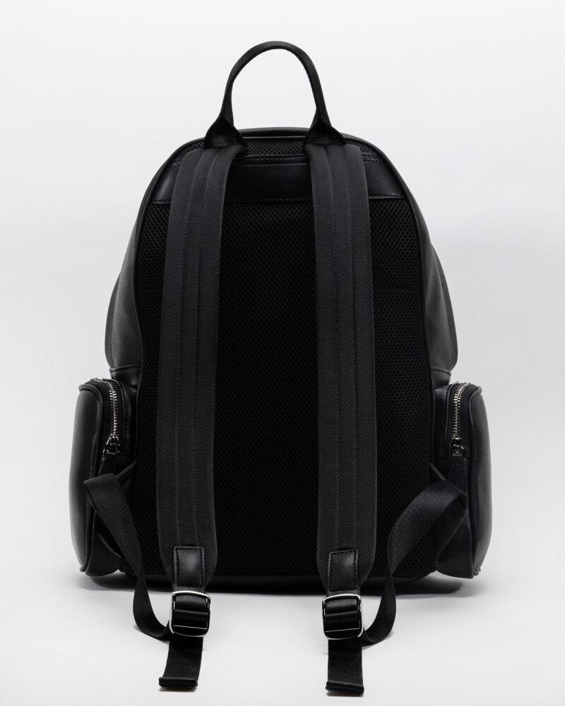 Plecak Trussardi  71B00244_9Y099999_K299 czarny - fot:5