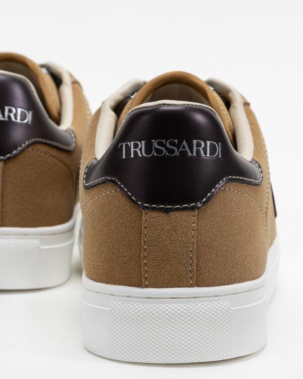 Buty Trussardi  77A00336_9Y099998_B660 brązowy