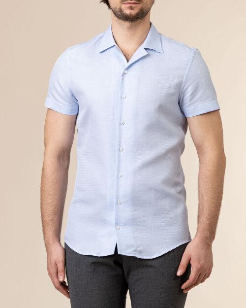 Koszula Stenstroms 702194_8125_110 niebieski