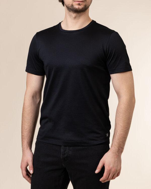 T-Shirt Pierre Cardin 01248_52660_2000 czarny