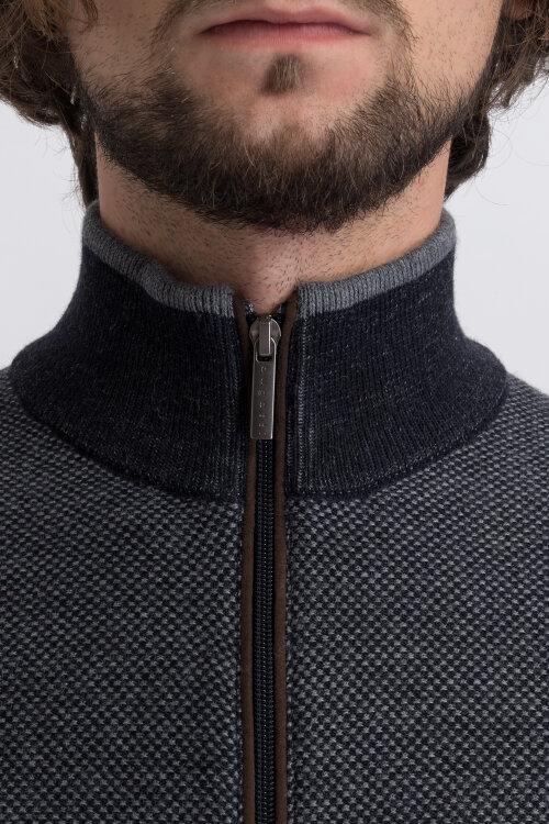 Sweter Bugatti 45535_5 7650_240 czarny