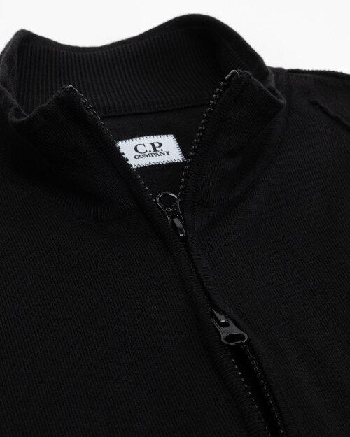 Sweter C.p. Company 10CMKN145A004037A_999 czarny