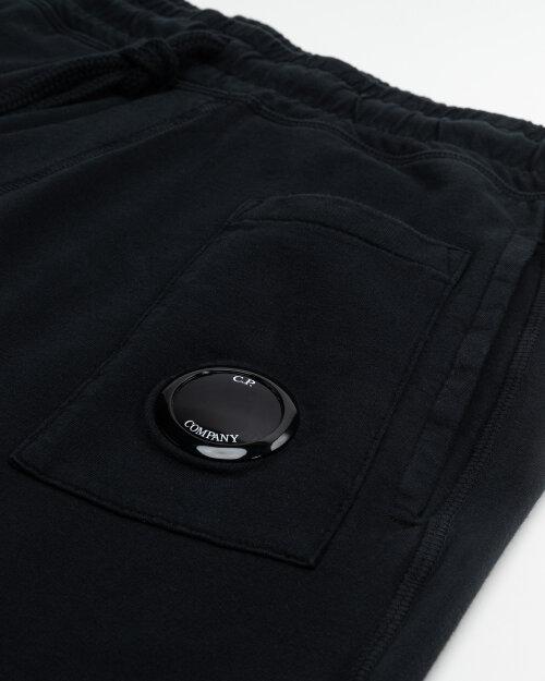 Spodnie C.p. Company 10CMSP156A002246G_999 czarny
