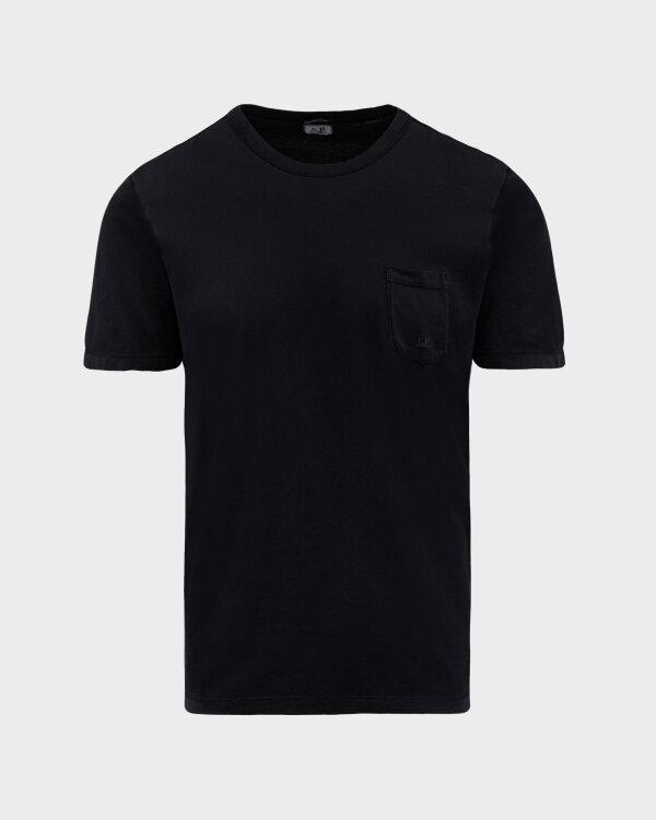 T-Shirt C.p. Company 10Cmts123A000444O_999 Czarny C.p. Company 10CMTS123A000444O_999 czarny