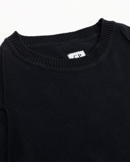 Sweter C.p. Company 10CMKN146A004037A_888 czarny