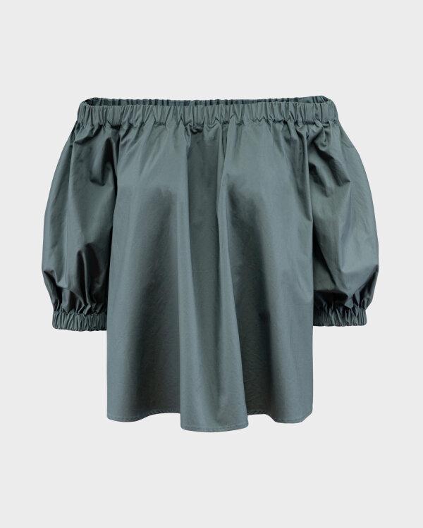 Bluzka Trussardi  56C00442_1T005181_G271 zielony