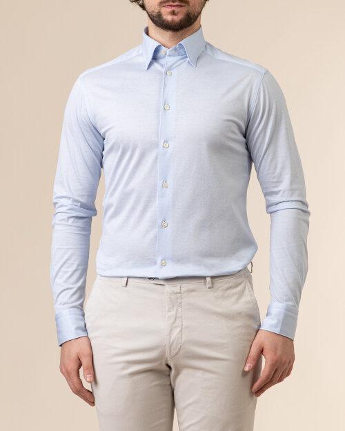 Koszula Eton 1000_00395_21 niebieski