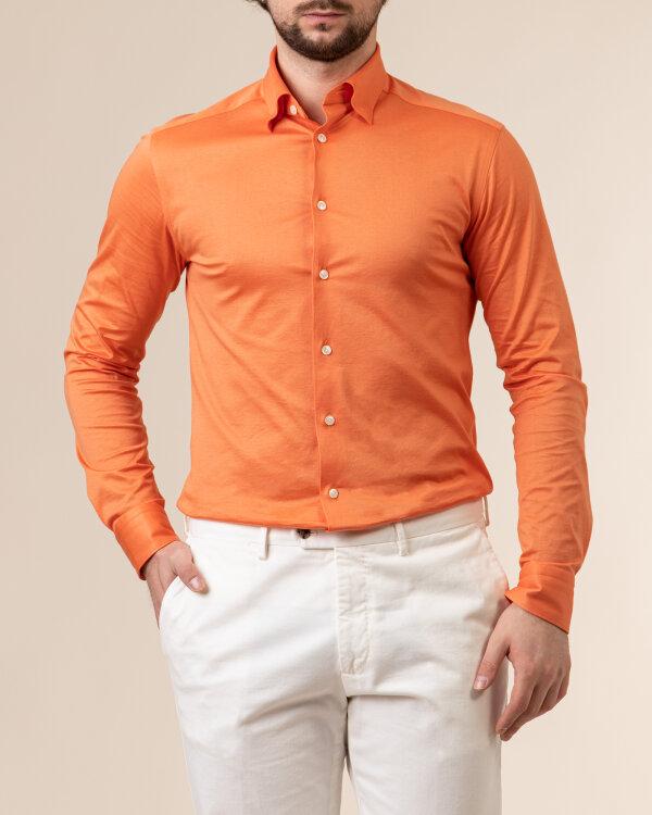 Koszula Eton 1000_00395_45 pomarańczowy