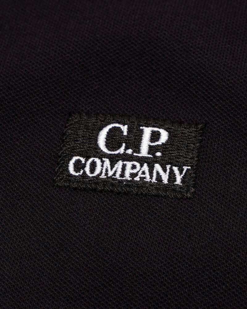 Polo C.p. Company 10CMPL067A005263W_999 czarny - fot:3