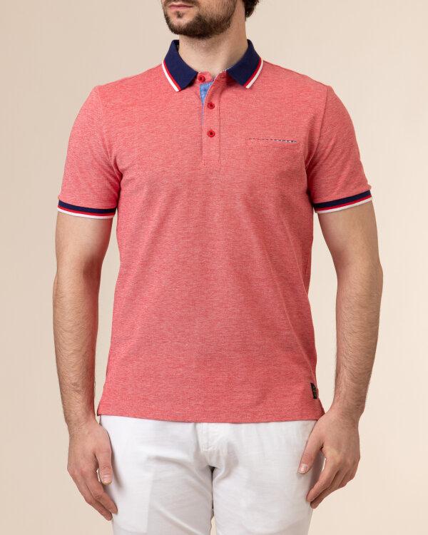 T-Shirt Pierre Cardin 01226_52124_5080 czerwony