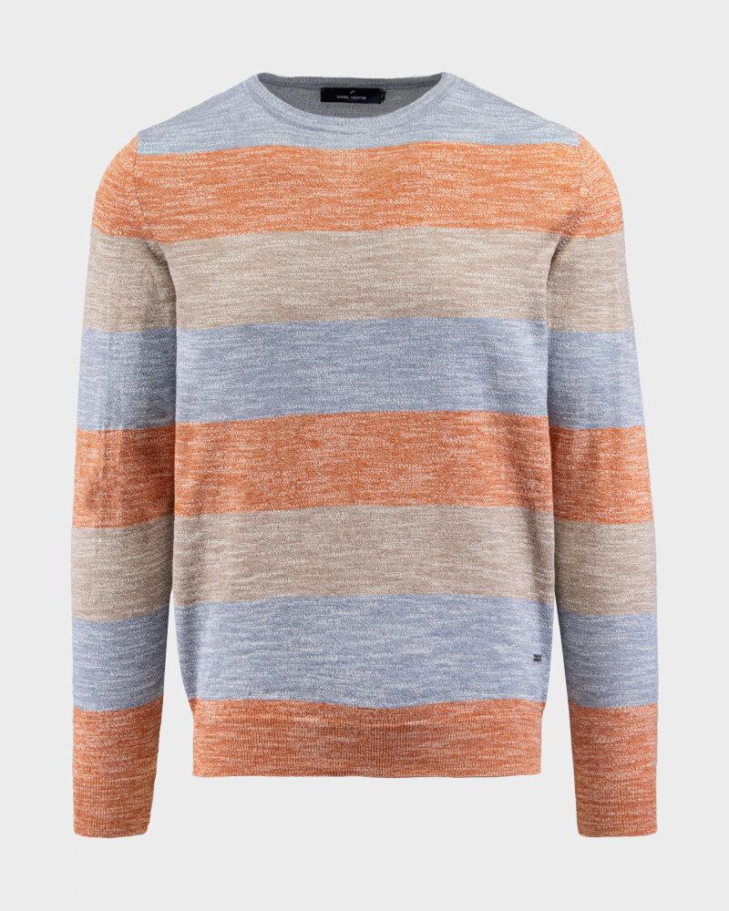 Sweter Daniel Hechter 65004-111812_450 niebieski - fot:1