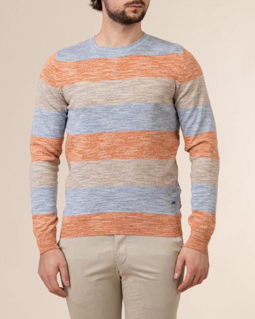 Sweter Daniel Hechter 65004-111812_450 niebieski