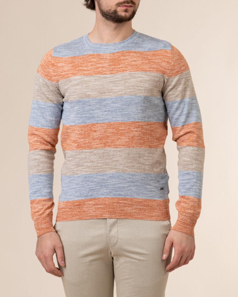 Sweter Daniel Hechter 65004-111812_450 niebieski - fot:2